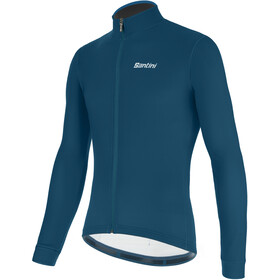 Santini Color LS Jersey Men petrol